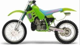 History of the Kawasaki KX500