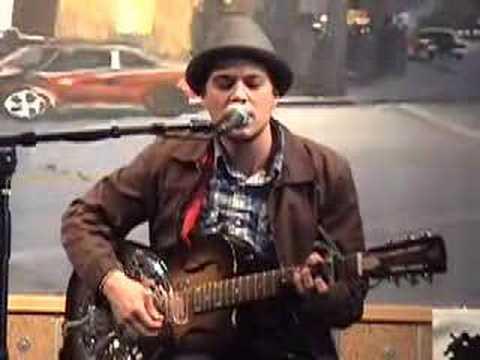 """Rocco DeLuca - """"Colorful"""" LIVE Solo Starbucks In-store"""
