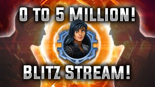 0 to 5 Million! - YO-YO BLITZ #2! - MARVEL Strike Force - MSF