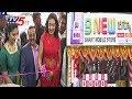 Heroine Catherine Launch BNewmobiles Store In Guntur | TV5 News