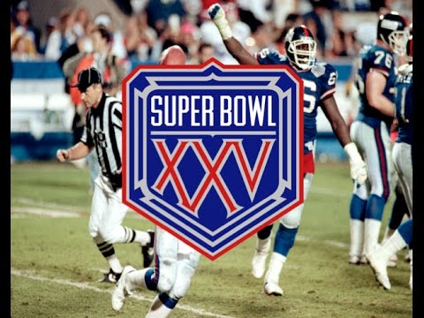 Super Bowl XXV: Scott Norwood