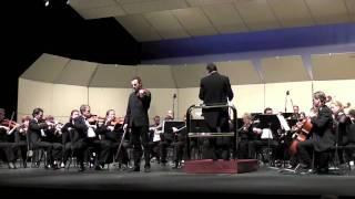 Stefan Milenkovich - Tchaikovsky Violin Concerto in D Major, Op. 35 - Finale: Allegro Vivacissimo