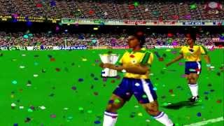 International Superstar Soccer 64 - Final: Level 5 - Brazil x England (Parte 2 de 2)