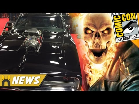 Agents of SHIELD Season 4 Poster & Ghost Rider Car Revealed