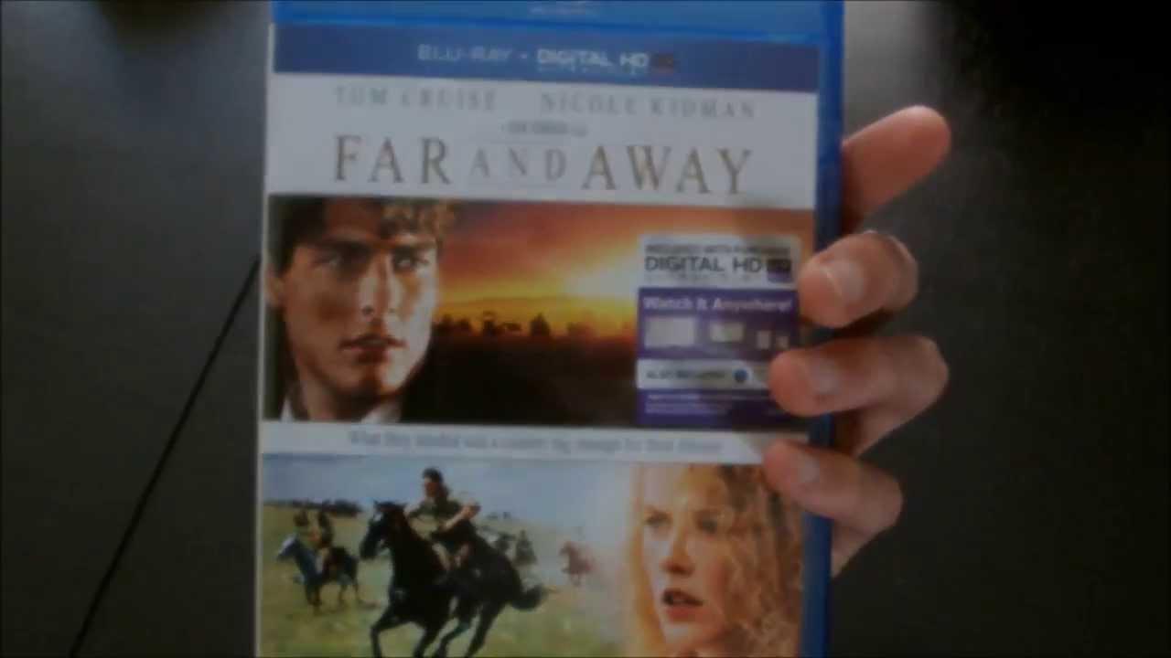 Download Far and Away (1992) | Blu-ray | Box Art & Specs