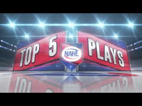 NAHL Plays of the Week - Oct. 22-28, 2018