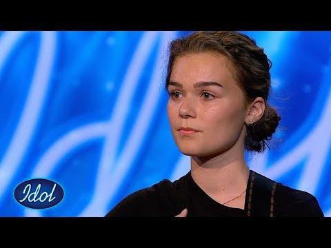 Her ødelegger nervene nesten for Victoria | Idol Norge 2018