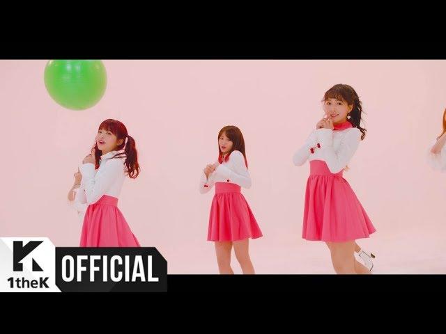 [MV] Honey Popcorn(허니팝콘) _ Bibidi Babidi Boo(비비디바비디부) (Dance Ver.)