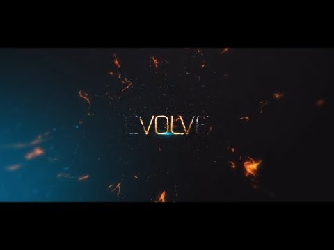 Evolve - Powerful Cinematic Titles - (After Effects Template)