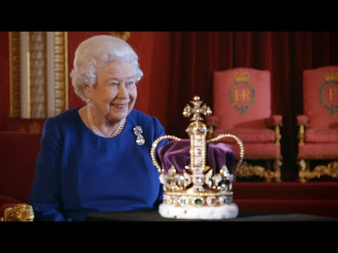 The Queen on her coronation: heavy crown 'could break your neck'