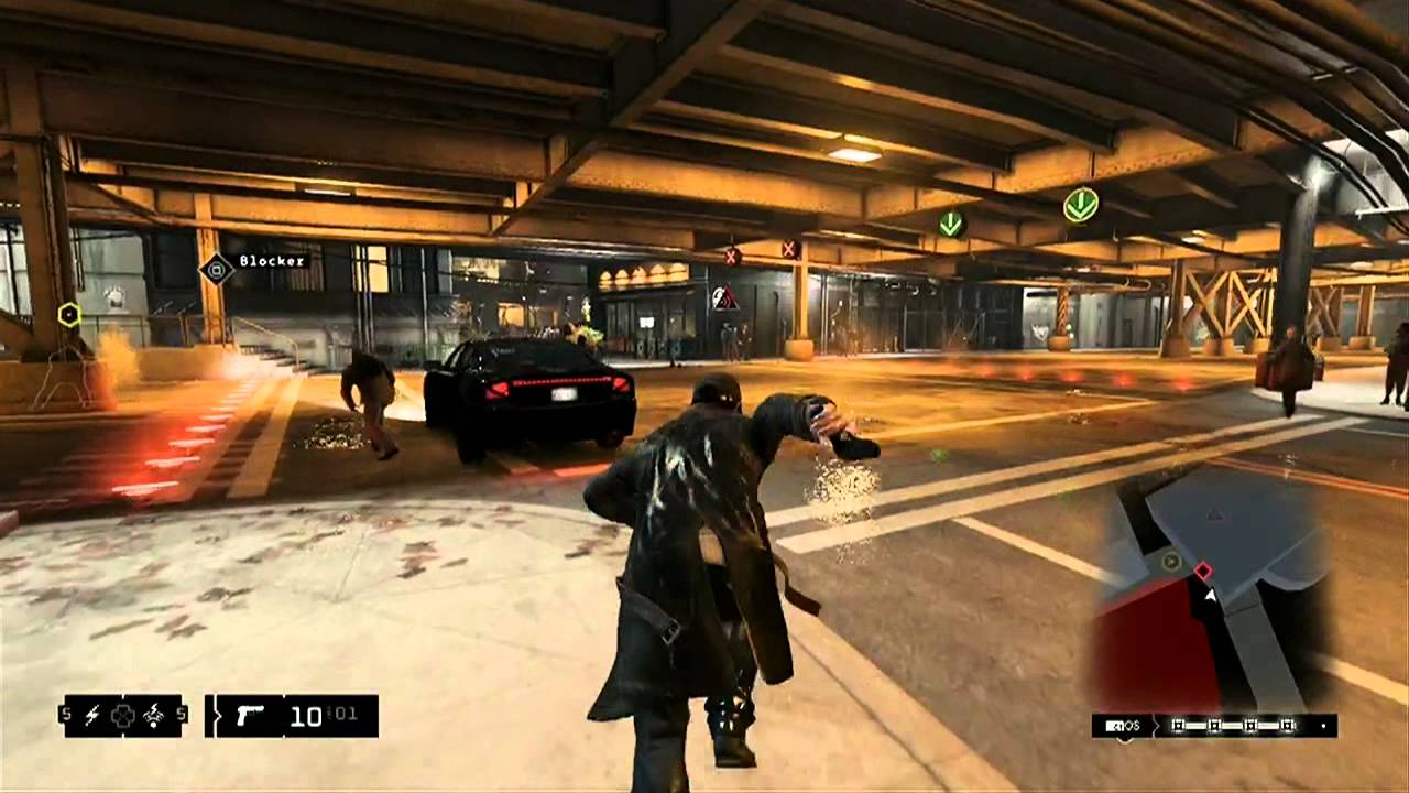 Download Watch Dogs - Torrent Game for PC