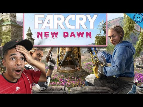 Far Cry: New Dawn Announced! World Premiere Gameplay Trailer And Release Date! (Raynday Reacts!)