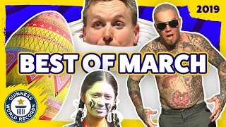 Best of March 2019 - Guinness World Records
