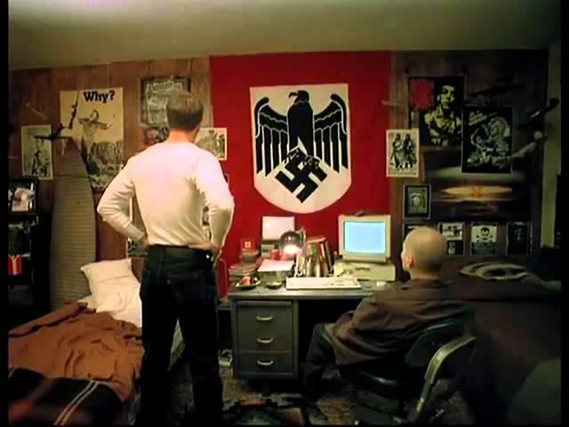 Et recomanem una pel·lícula «American History X»