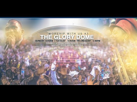FROM THE GLORY DOME: POWER COMMUNION SERVICE 13.2.19