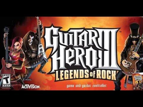 Descargar guitar hero 3 2016 hd torrent pc youtube - Guitar hero 3 hd ...