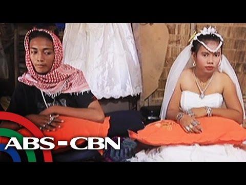 Tapatan Ni Tunying: Sama-Bajau Wedding Rituals