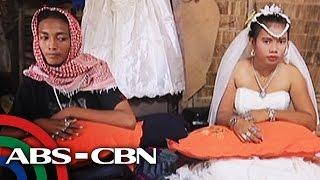 Tapatan Ni Tunying Sama Bajau Wedding Rituals