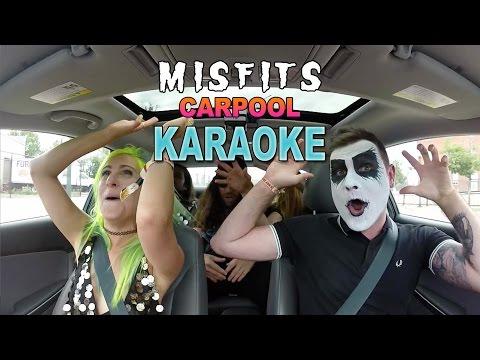 Misfits Carpool Karaoke at Denver Riot Fest