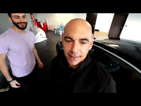 My Bald Dad Visits the FaZe Fortnite Mansion - Vlog #002