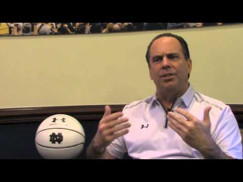 Mike Brey On Avoiding Overcoaching: Don't Coach Every Dribble