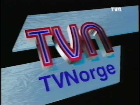 Tvnorge Ident 1990 S Youtube