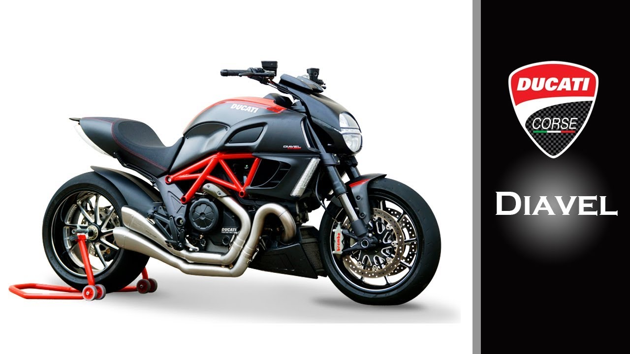 ducati diavel review en espa ol youtube. Black Bedroom Furniture Sets. Home Design Ideas