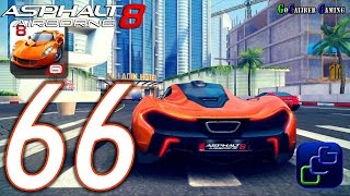 Asphalt 8 Airborne Walkthrough - Part 66 - NEW Update DUBAI Season 8 thumbnail