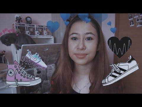 รีวิวรองเท้าที่มีทั้งหมด 🌹 || Asia Ferraro