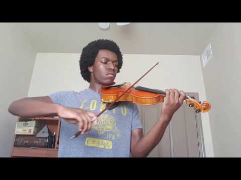 The Proud Family Theme Song (Violin Cover)