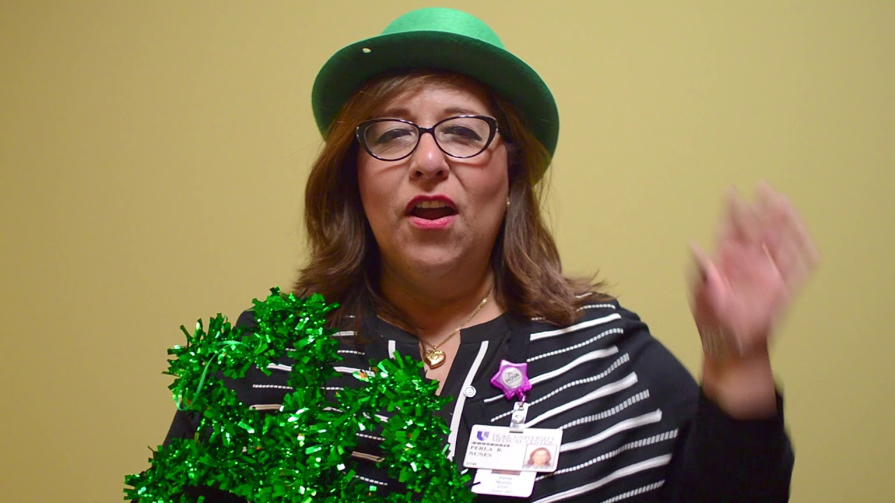 Happy St. Patrick's Day from the MURDOCK Study!
