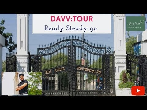 DAVV Indore | Full Tour