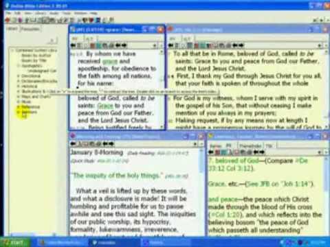 Online Bible Video Lesson
