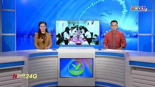 Việt Giao TV:THVL | Người đưa tin 24G (11g ngày 28/7/2017)