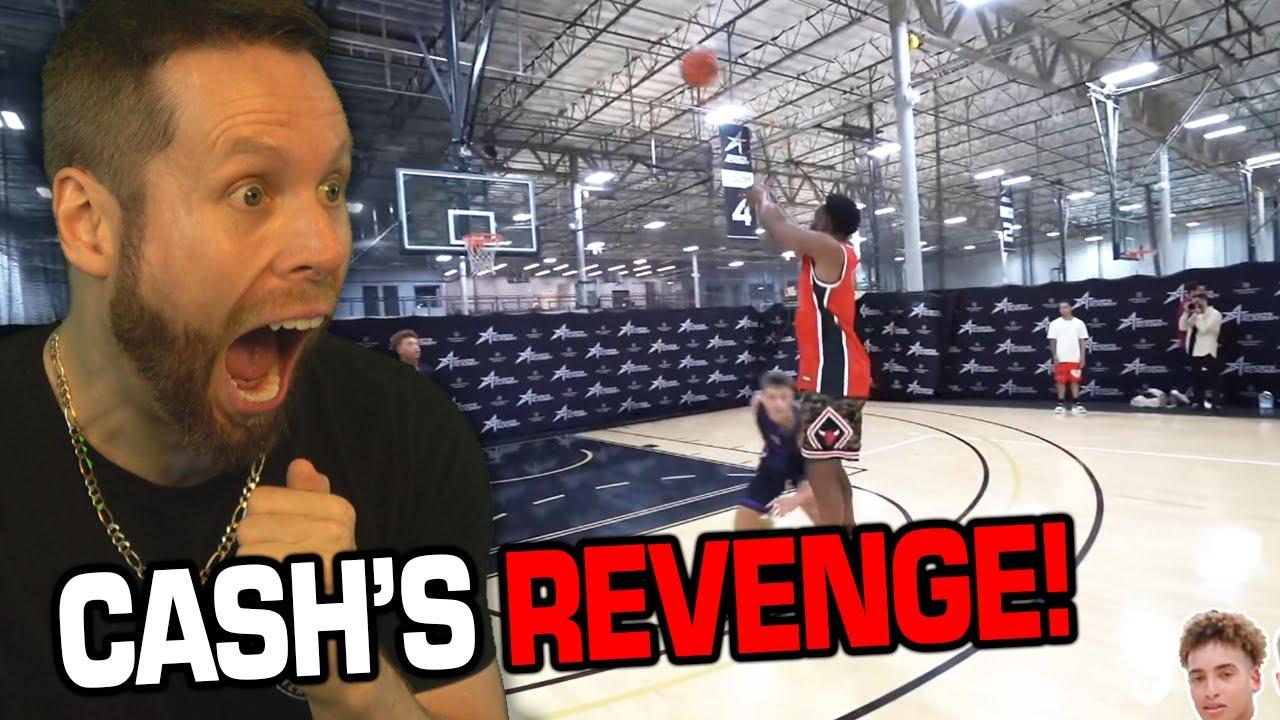 CASH GOT REVENGE! 2v2 vs CARLOS & NICK BRIZ