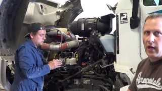 Regular Maintenance From Len Dubois Trucking - Pretrip Trucks