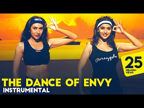 The Dance Of Envy (Instrumental) | Dil To Pagal Hai | Madhuri Dixit | Karisma Kapoor