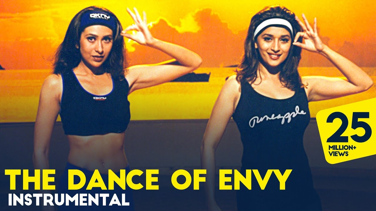 Download The Dance Of Envy | Instrumental | Dil To Pagal Hai | Madhuri Dixit, Karisma Kapoor