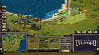 Railroad Tycoon 2 Platinum - 02 - Classic Campaign: Handle on the Breadbasket