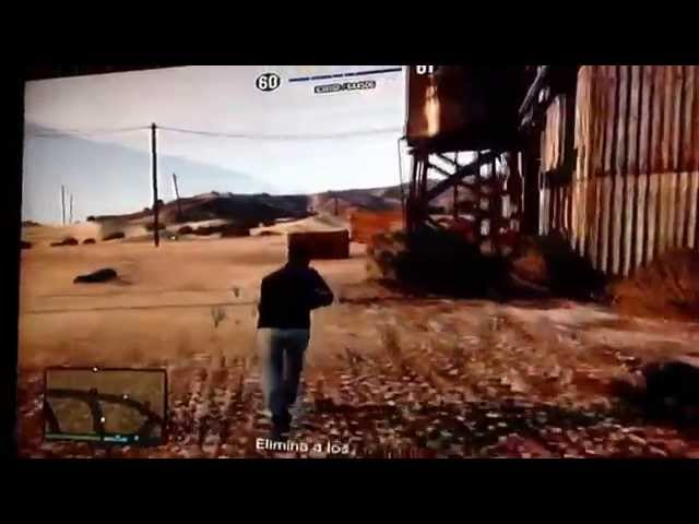 Cara la muerte en Gta 5 (Video Official) Videos De Viajes