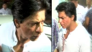 Bereaved, Shah Rukh Khan Mourns A Loss
