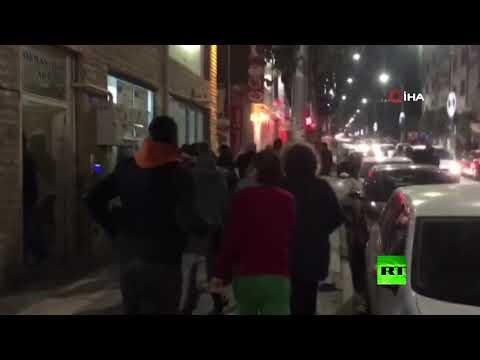 شاهد.. زلزال قوي يضرب تركيا  - نشر قبل 4 ساعة