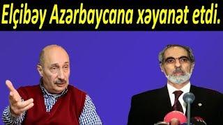 Əbülfəz Elçibəy Azərbaycana xəyanət etdi-Zərdüşt Əlizadə