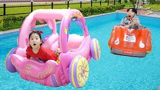 Boram et Ddochi Terrains de jeux extérieurs pour Parc de loisirs avec
