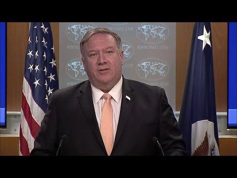 Secretary Pompeo Addresses Terrorist Attacks in Sri Lanka and Iranian Oil Imports