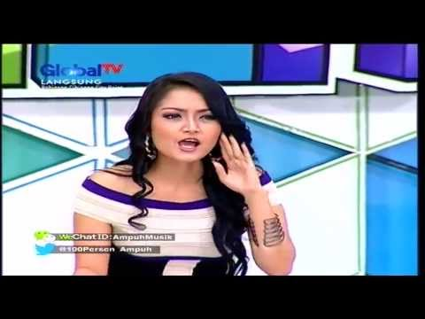 SITI BADRIAH Live At 100% Ampuh (13-06-2013) Courtesy GLOBAL TV
