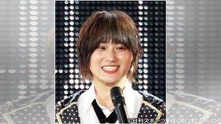 NMB城恵理子が2度目卒業「新しい道に進もうと」