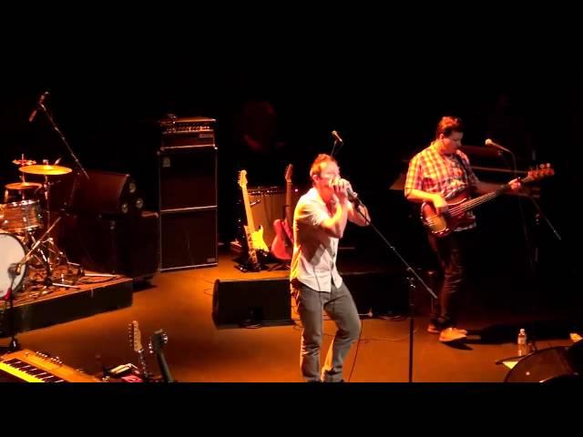 Asa Broomhall - 2nd Line Man (Live) 2014