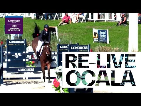 LIVE 🔴 - Longines Jumping Nations Cup™ | Ocala (USA) | Longines Grand Prix