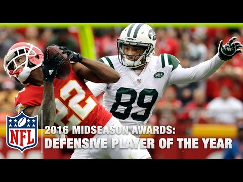 Defensive Player of the Year | 2016 Midseason Awards | Good Morning Football | NFL